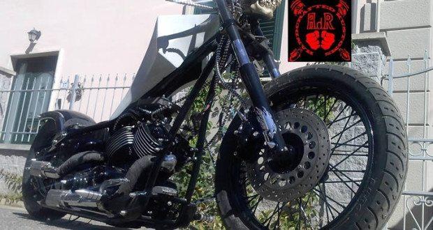 Yamaha Dragstar Chopper