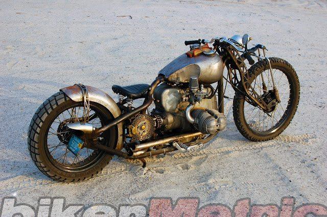 swap meet crap rat bike of the day | fna's bmw r75/5 ...