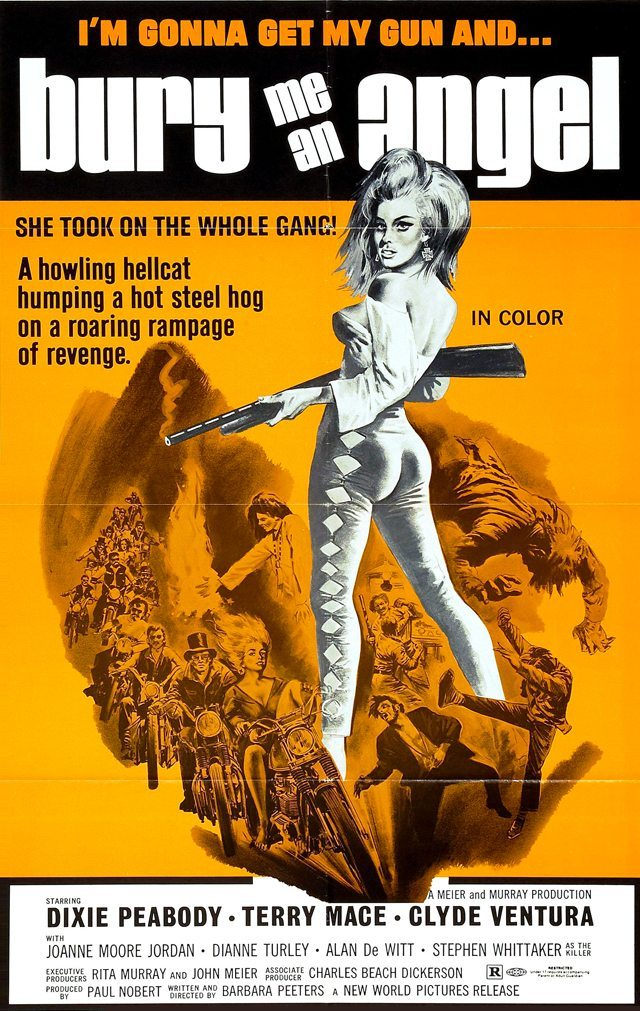 Killer Biker B Movie Poster Post 2 Bikermetric