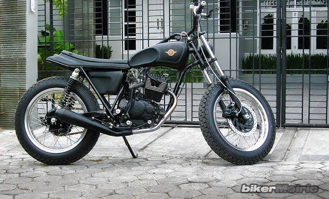 custom honda gl200 | daiztdesign