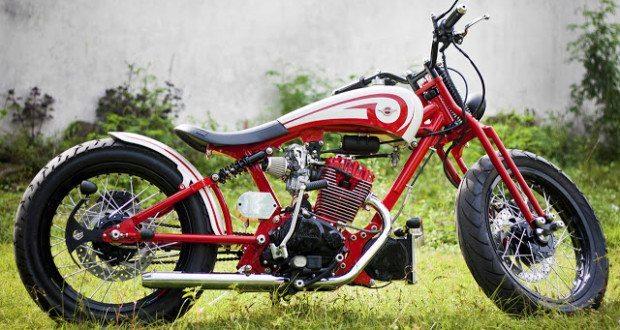 Honda Cb125 Bobber