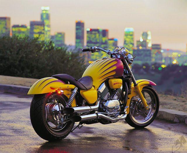 cobra special project: rs750 scrambler - bikerMetric