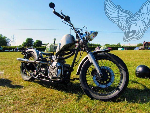 ray roberts diesel motorbike