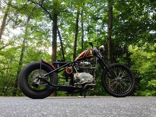 xs650chopper | jason sallade