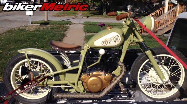 Yamaha Sr250 Bobber Motorcycle | 1stmotorxstyle org