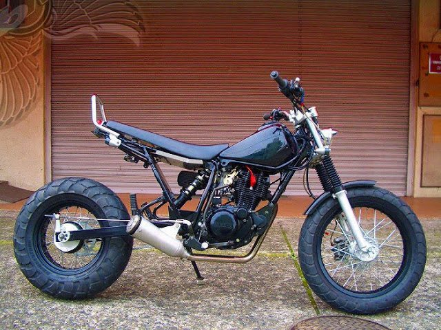 Yamaha Thumper