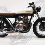 1974 Kawasaki KZ400 Bobber