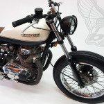 1974 Kawasaki KZ400 Cafe Racer