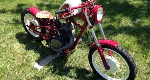Kawasaki 250cc Bobber