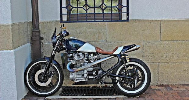 Honda CX500 Custom Frame