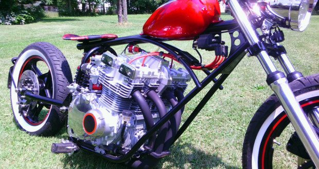 Reggie's bike
