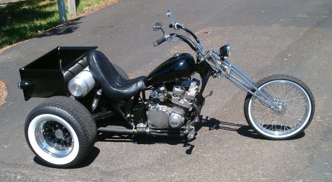 Suzuki GSX1100 Trike