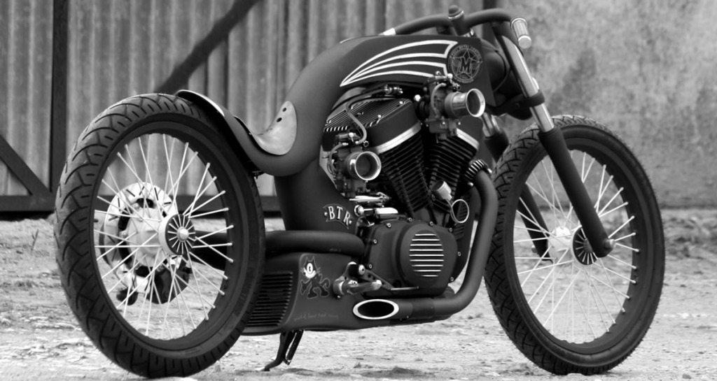 suzuki vx800 tracker | reader rides - bikerMetric