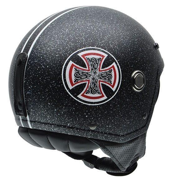 Italian Boy Name: New Ton Up Boys Inspired Line Of Motorcycle Helmets