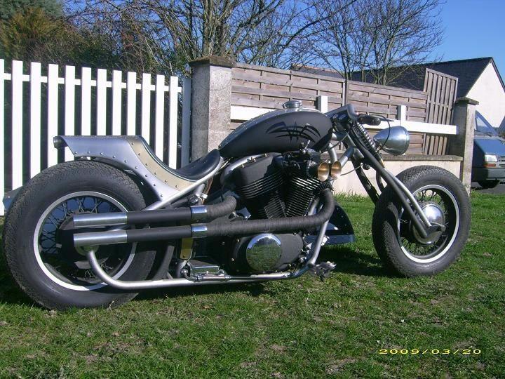 Intruder 1400 Sidecar