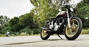 Royal Enfield 500 Bobber