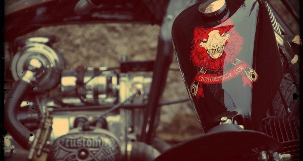 Jawa Bobber by Customstroy
