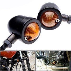 2x-Custom-Black-Anodized-Billet-Aluminum-Bullet-Shape-Panhead-Turn-Signal-Light-Mounting-Universal-For-Bobber-Chopper-Clubman-Cruiser-Caf-Racer-Bike-0