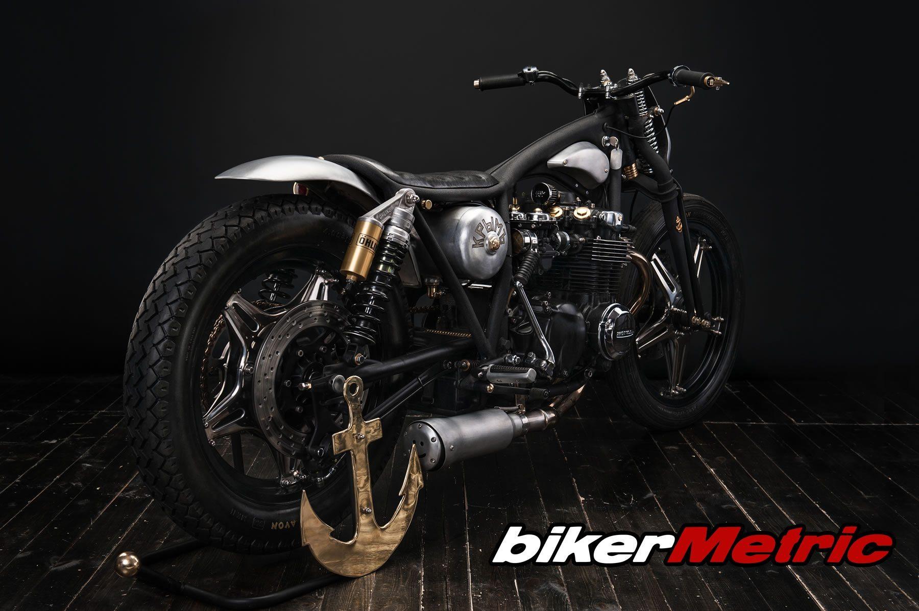 Custom 1979 Honda CB550