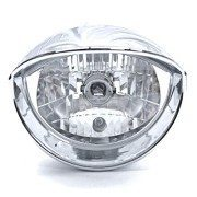 Custom-Chrome-Headlight-Visor-Head-Light-for-any-Harley-Honda-Yamaha-Suzuki-Kawasaki-Custom-Bike-Cruiser-Choppers-0