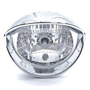 Custom-Chrome-Headlight-Visor-Head-Light-for-any-Harley-Honda-Yamaha-Suzuki-Kawasaki-Custom-Bike-Cruiser-Choppers-0