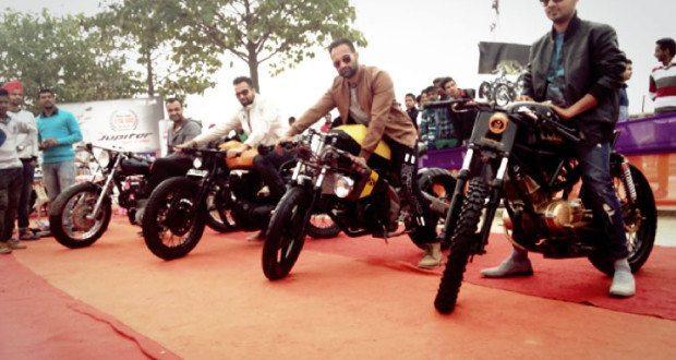 Panjloh Handmade Motorcycles - New Fleet