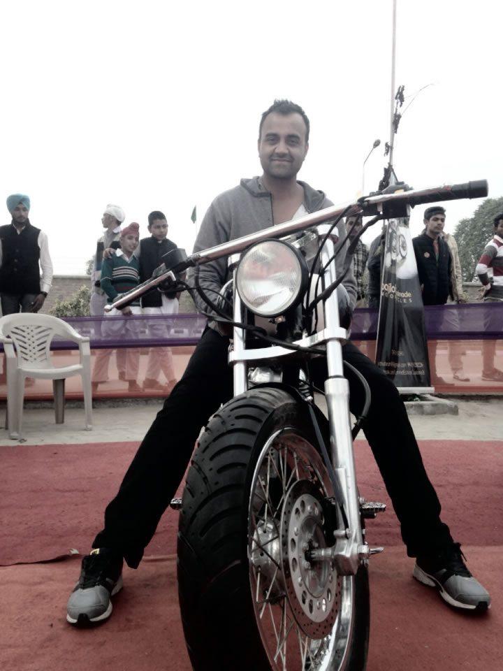 Panjloh Handmade Motorcycles - New Fleet 3
