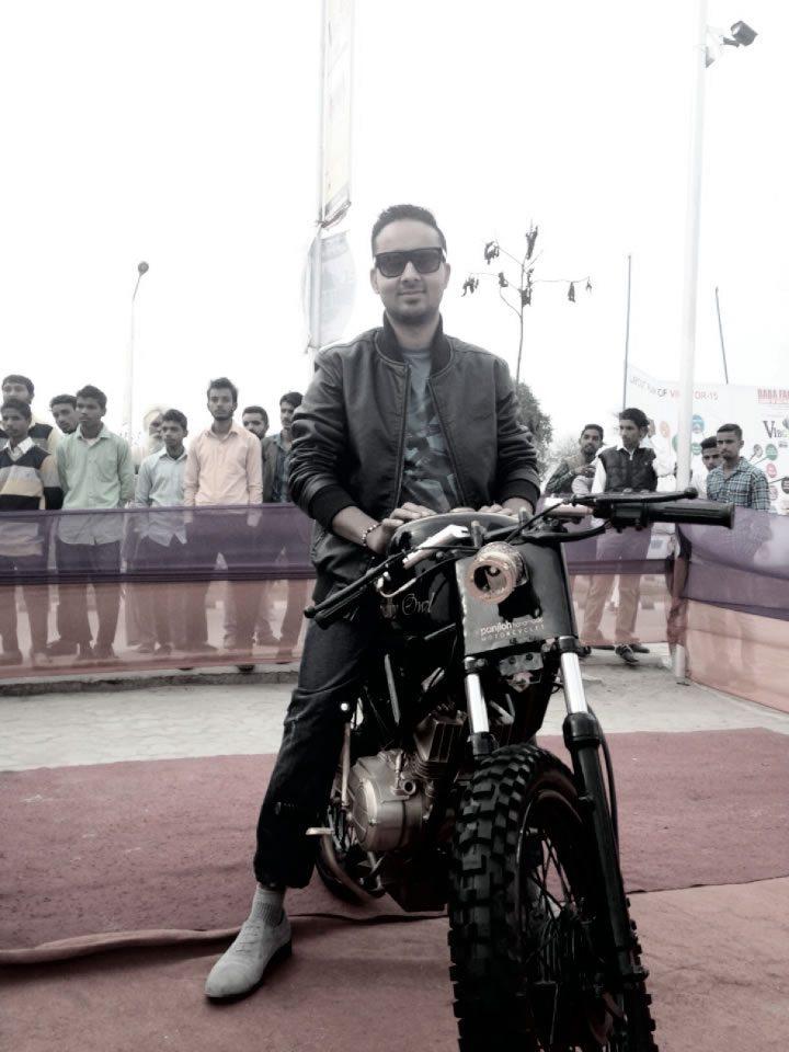Panjloh Handmade Motorcycles - New Fleet 6