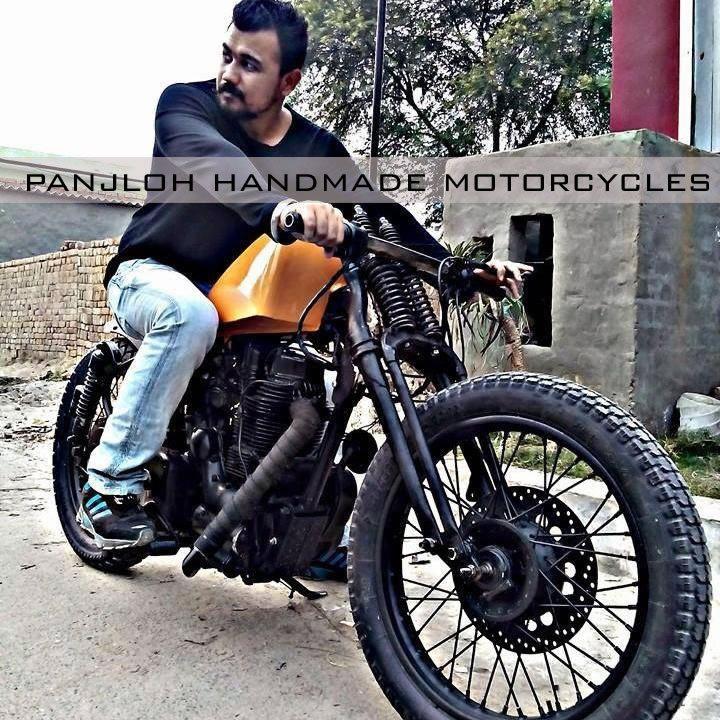 Panjloh Handmade Motorcycles - more coming soon