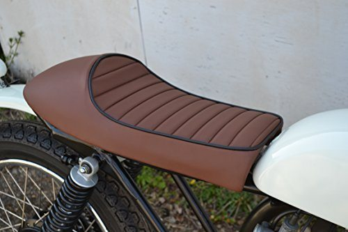 Universal Brown Seat For Cafe Racer