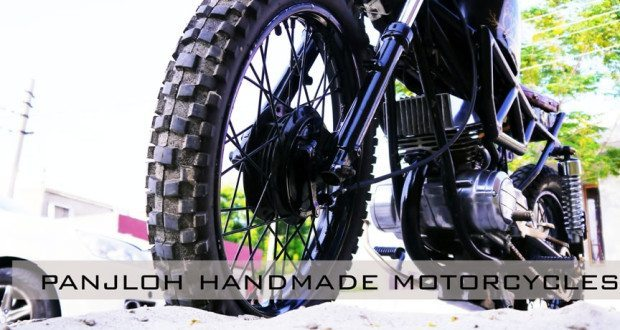 Yamaha Rx100 Streetfighter By Panjloh Handmade Motorcycles