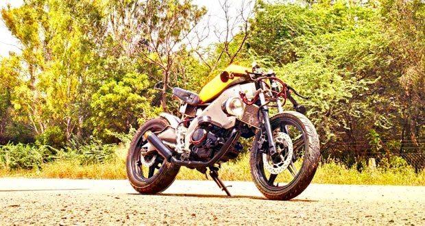 custom yamaha r15-v2 - header