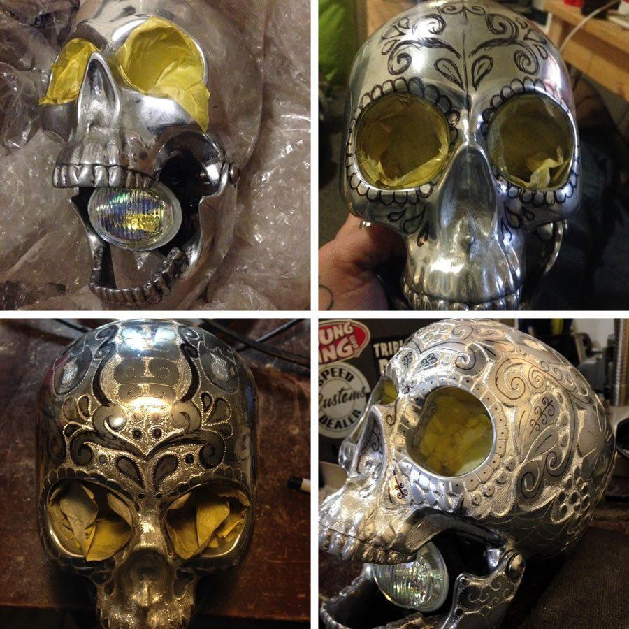 engraved skulls in progress 1