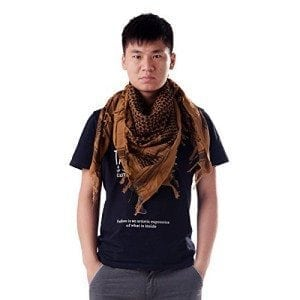 HDE-Cotton-Arab-Desert-Tactical-Shemagh-Keffiyeh-Head-Neck-Cover-Fashion-Scarf-0