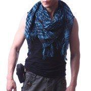 HDE-Premium-Arab-Shemagh-Keffiyeh-Fashion-Scarf-0