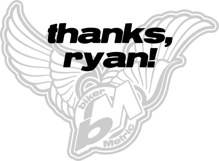 thanks, ryan!