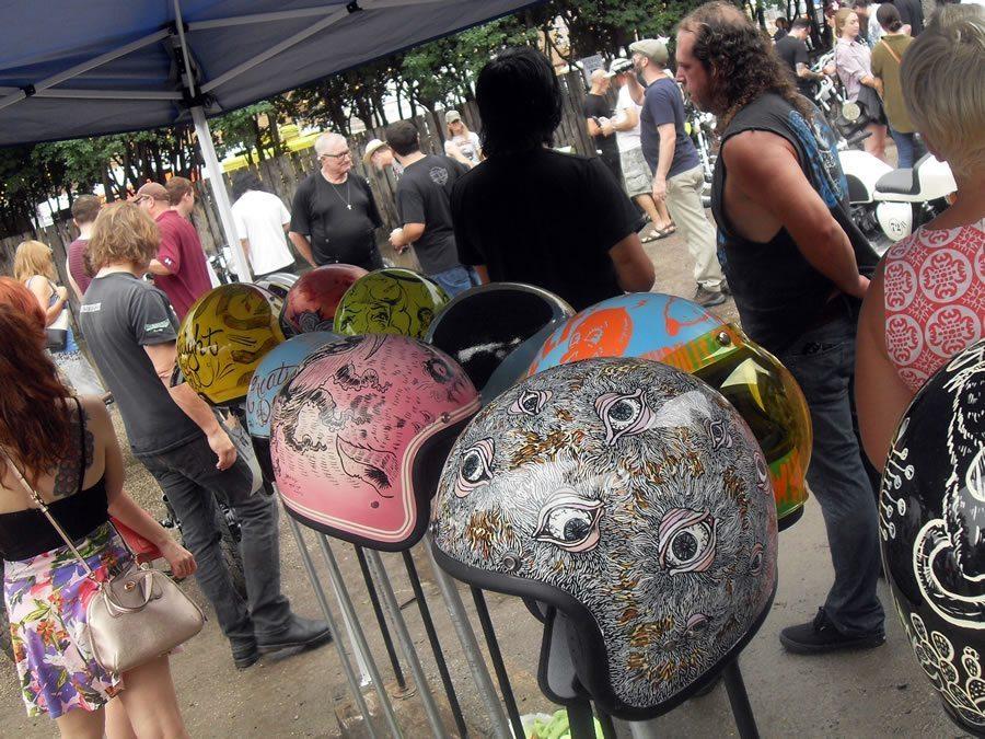 east side classic - custom helmets