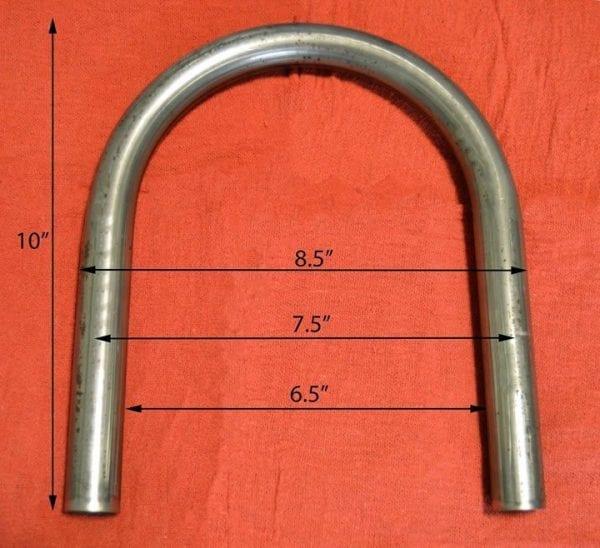 Cafe Racer 8 inch hoop