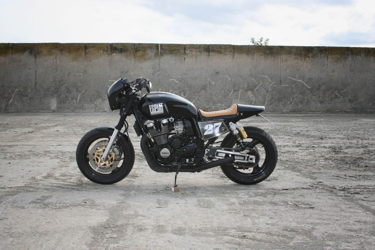 custom yamaha xjr 1200