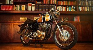 norton cafe racer