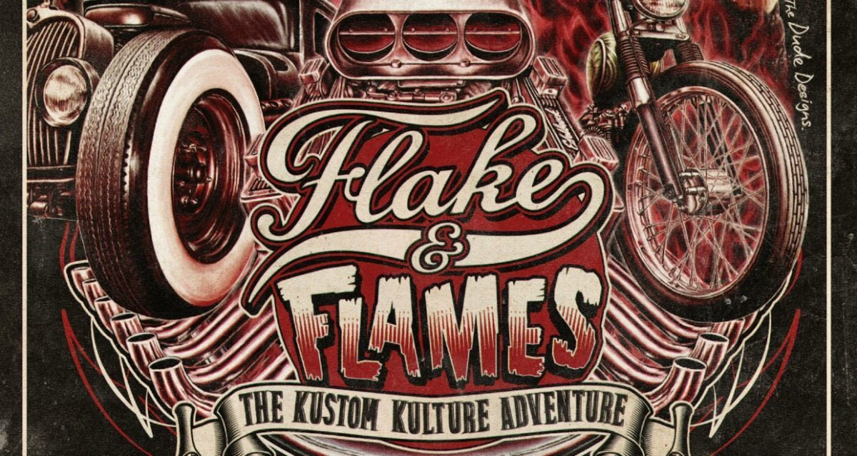 flake and flames interview