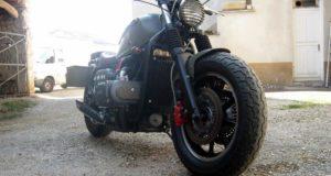 custom honda goldwing by lolo37