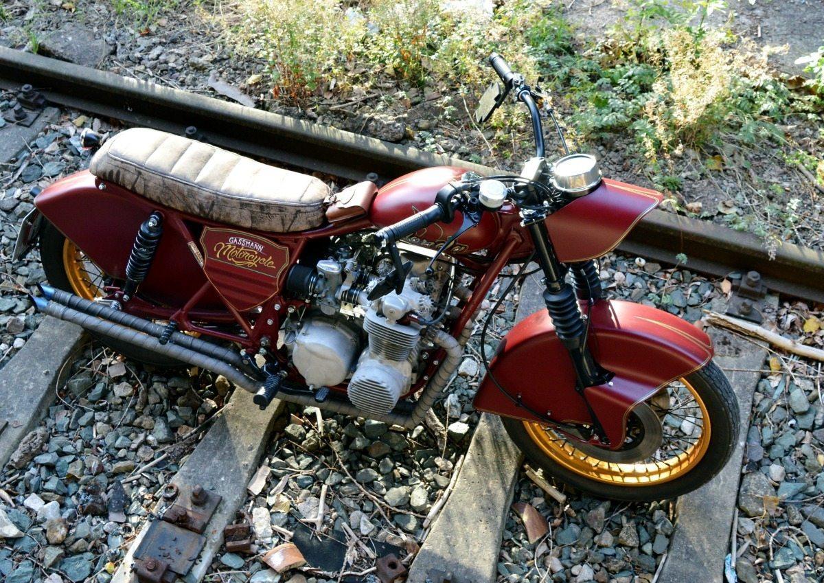 custom honda cb550f
