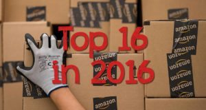 Our Top 16 Most Sold Items in 2016