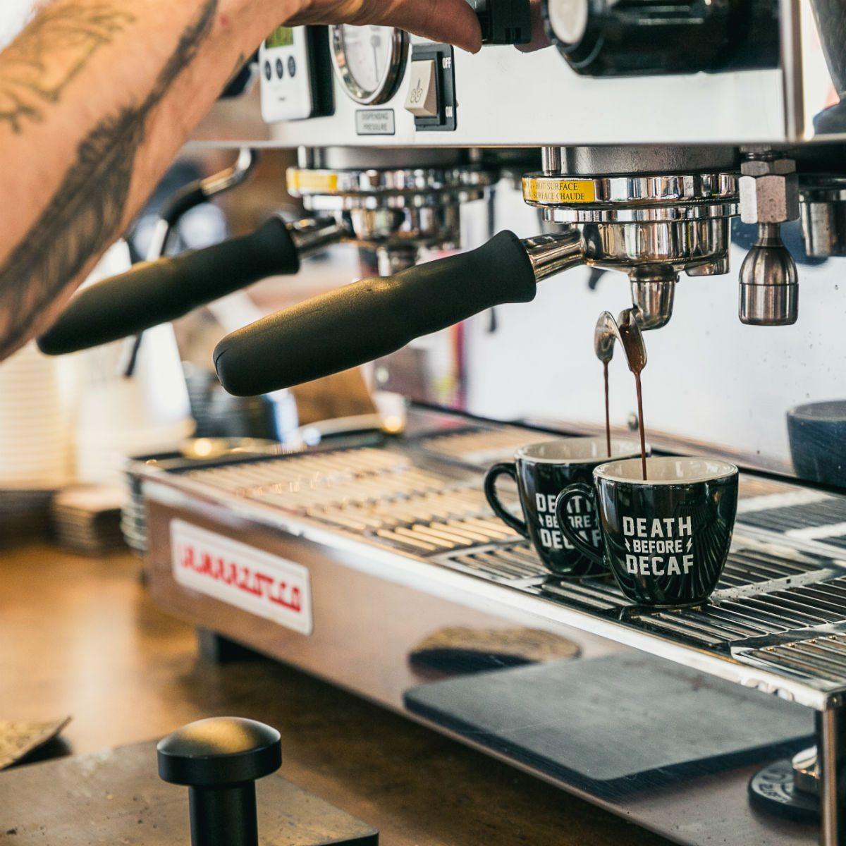 Espresso By Levi Dean