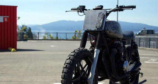 custom Honda CB650