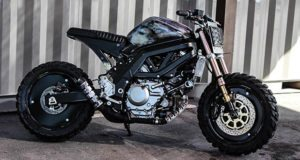 custom suzuki sv650 build