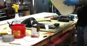 how it's made - tuffside cafe racer seats