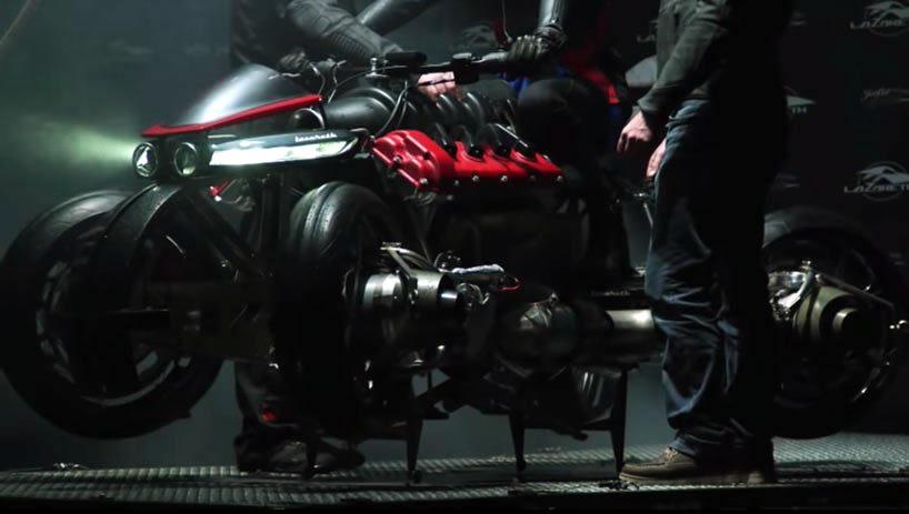 lazareth flying motorcycle profile